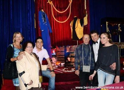 famille gambi benidorm circus