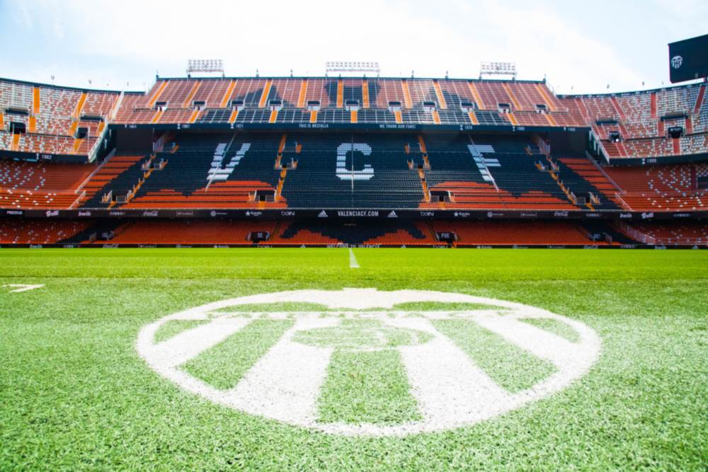 Valencia Mestalla Football Tour 1