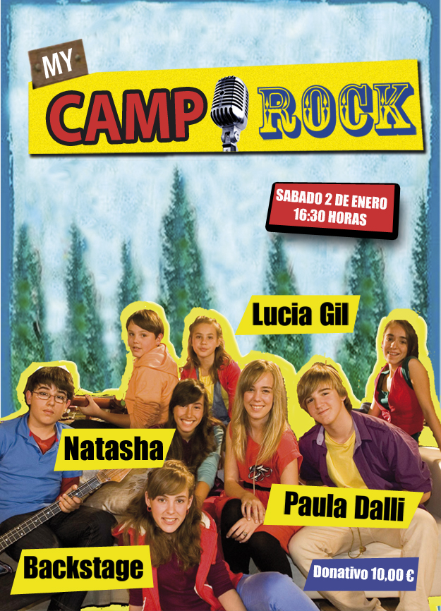 My Camp Rock
