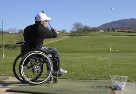 golf adaptado