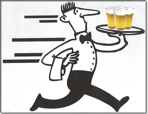 waiter-race