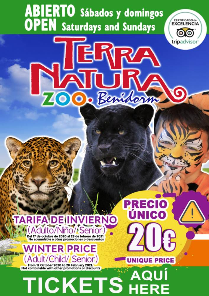 TERRANATURA WINTER OFFER