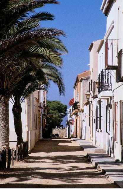 tabarca calle