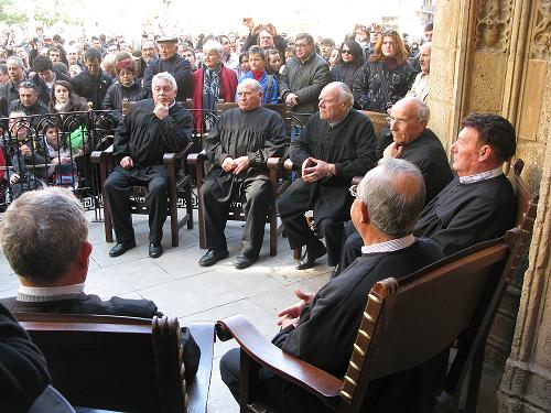 Meeting of the Valencian water court